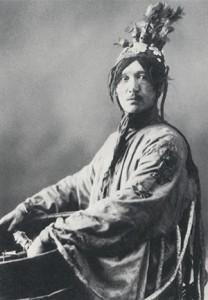 Photo of a Siberian Shaman