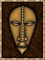 Sacred Dan Mask
