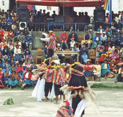 Dancers of Mollamarka