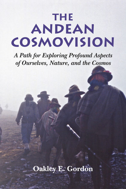 Book Cover:  The Andean Cosmovision
